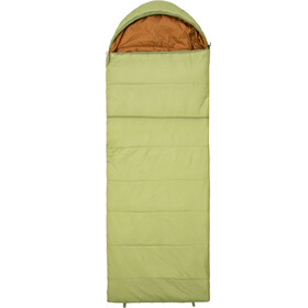 CAMPZ Surfer Pro 1200 Schlafsack Long olive/braun
